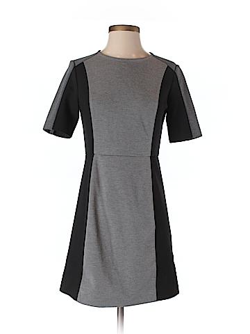 Ann Taylor LOFT Women Casual Dress Size 2 (Petite)