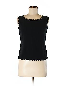 Chalet Sleeveless Top Size M