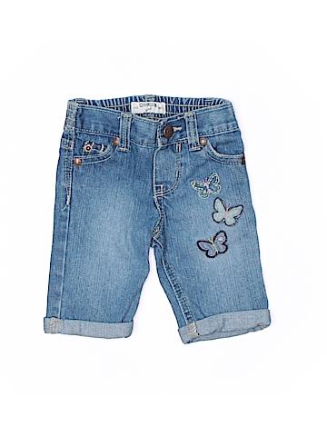OshKosh B'gosh Denim Shorts Size 9 mo