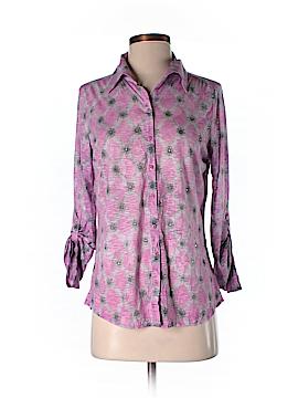 David Cline Long Sleeve Button-Down Shirt Size S
