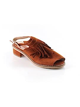 Topshop Sandals Size 4