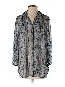 Sara Michelle 3/4 Sleeve Blouse Size S