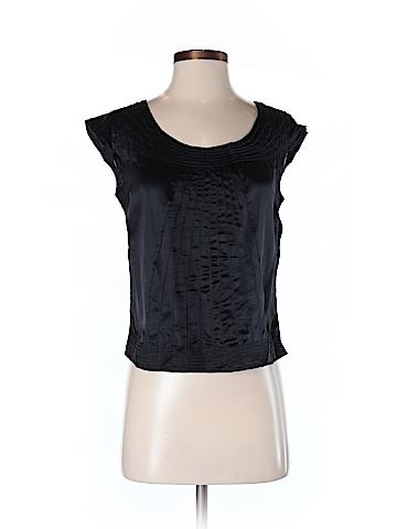 Studio M Sleeveless Silk Top Size 0