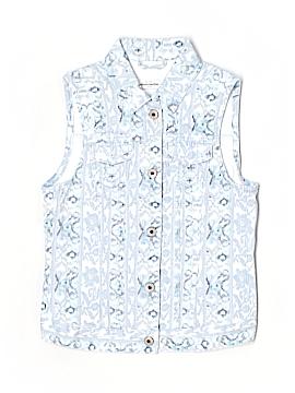 Abercrombie Denim Vest Size L (Youth)