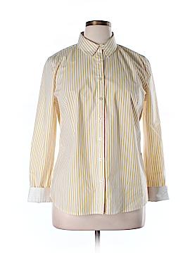 Van Heusen Long Sleeve Button-Down Shirt Size XL