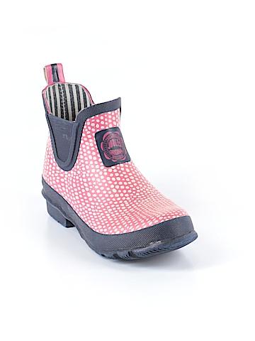 Joules Rain Boots Size 4
