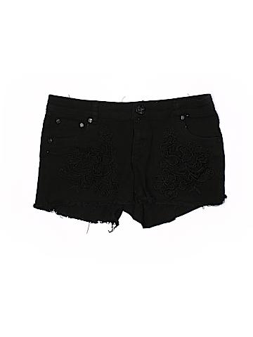 Hype Women Denim Shorts Size 8