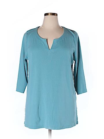 J.jill 3/4 Sleeve Top Size XL