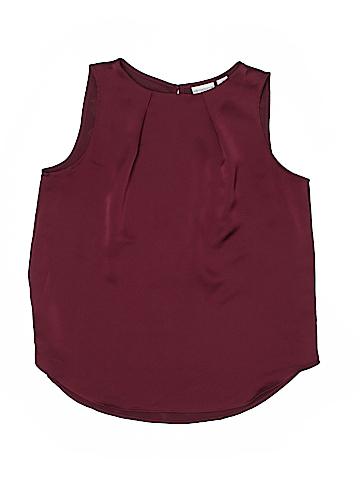 Liz Lange Sleeveless Blouse Size L (Tall)