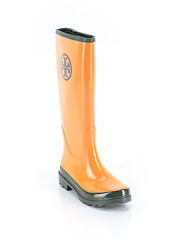 Tory Burch Rain Boots Size 6