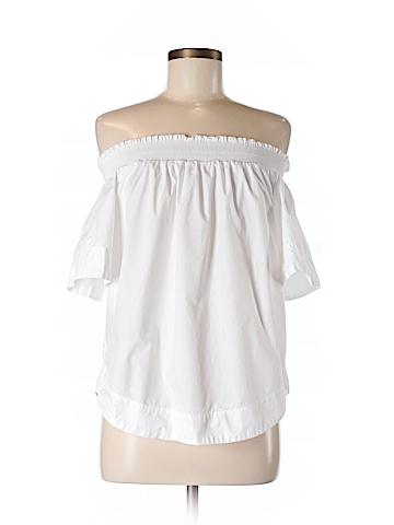 J. Crew Short Sleeve Blouse Size 6