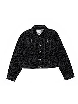 Justice Denim Jacket Size 10