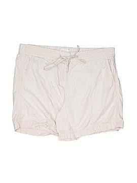 Lou & Grey Khaki Shorts Size 4
