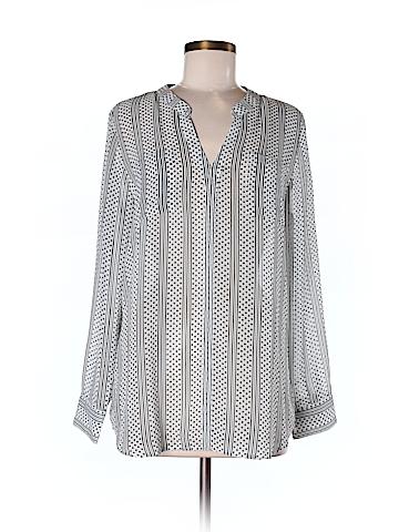 Ann Taylor LOFT Outlet Women Long Sleeve Blouse Size M