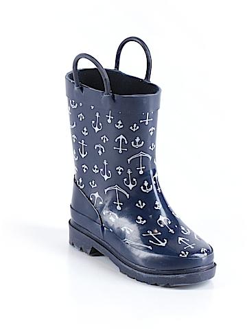 Cherokee Rain Boots Size 7/8 Kids