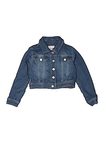 Cherokee Denim Jacket Size 6 - 6X