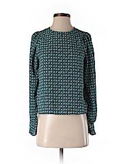 Gap Long Sleeve Blouse Size 4