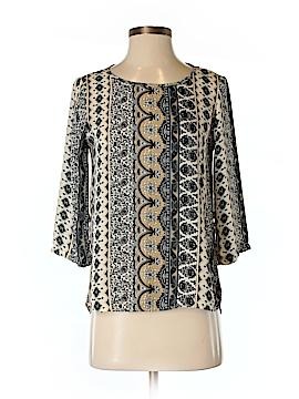 Allison Joy 3/4 Sleeve Blouse Size S