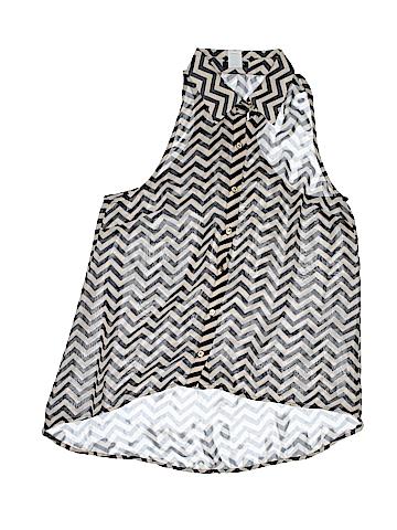 Toska Sleeveless Blouse Size M