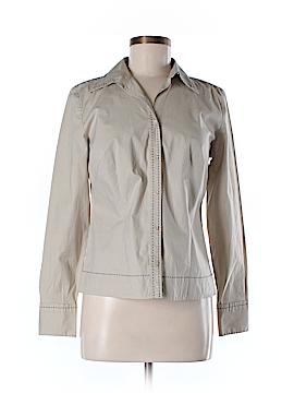 Ann Taylor LOFT Long Sleeve Button-Down Shirt Size 10