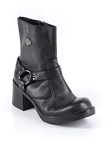 Harley Davidson Boots Size 9 1/2