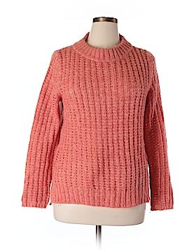 Field Flower Pullover Sweater Size XL