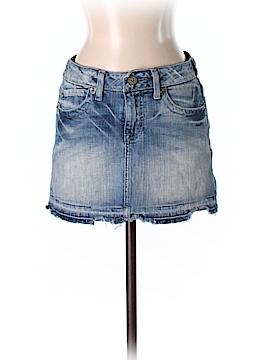 J& Company Denim Skirt 27 Waist