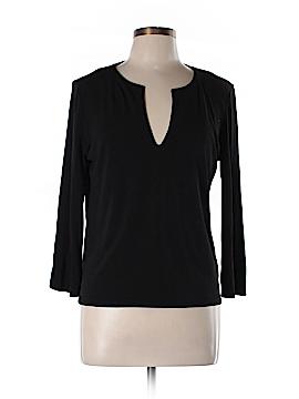 DKNY 3/4 Sleeve Top Size L