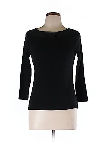 Lauren by Ralph Lauren 3/4 Sleeve Top Size L (Petite)