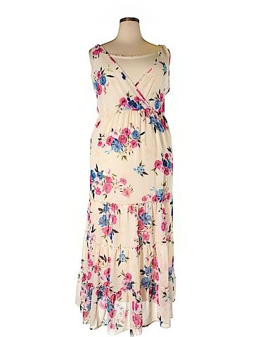 Torrid Casual Dress Size 2X (Plus)