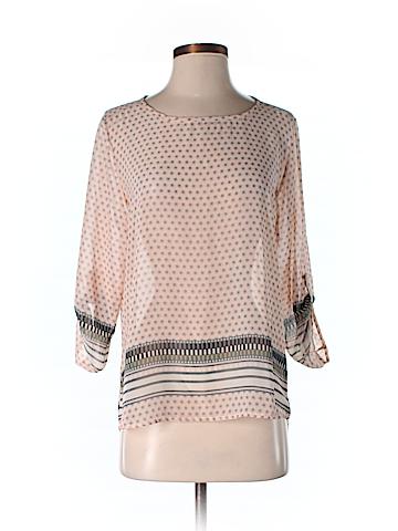 Adrienne Long Sleeve Blouse Size S