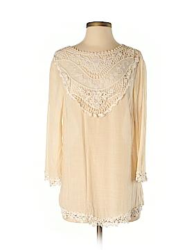 Adiva 3/4 Sleeve Blouse Size L