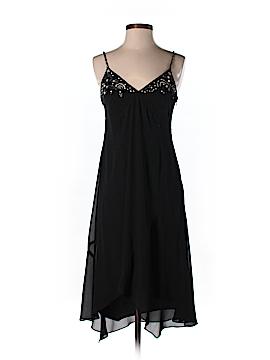 Eva Blue Cocktail Dress Size 4