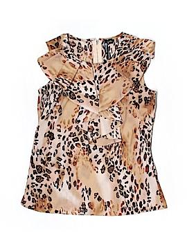 Milano Short Sleeve Blouse Size S