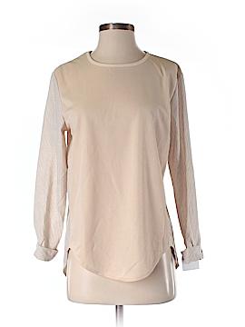 Goodnight Macaroon Long Sleeve Blouse Size M