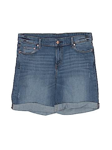 H&M Denim Shorts Size 16