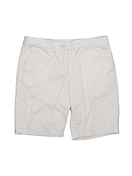 Ann Taylor Factory Khaki Shorts Size 6P