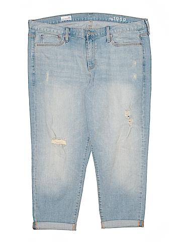 Gap Jeans Size 34 (Plus)