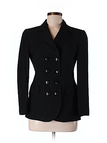 Thalian Wool Blazer Size 6 (Petite)