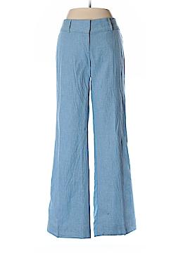 Ann Taylor LOFT Linen Pants Size 4