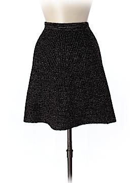Adrienne Vittadini Wool Skirt Size L