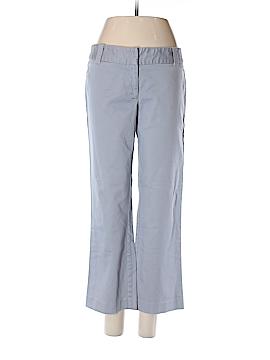 Jennifer Reale Design Khakis Size 8