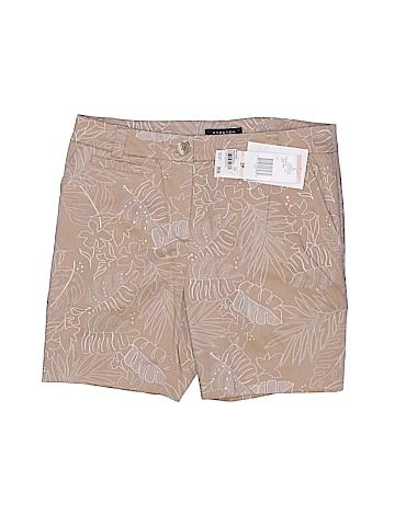 Jones New York Signature Khaki Shorts Size 2 (Petite)