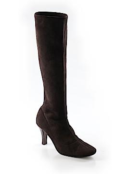 Delman Shoes Boots Size 8