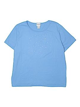 BonWorth Short Sleeve T-Shirt Size XL (Petite)