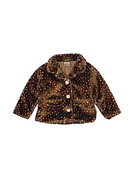 Beluga Faux Leather Jacket Size 24 mo