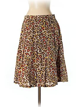 Victor by Victor Alfaro Silk Skirt Size 4