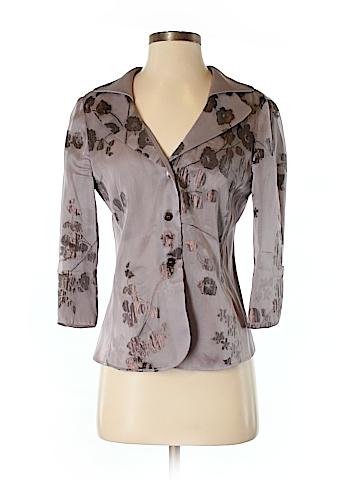 Armani Collezioni Silk Blazer Size 4