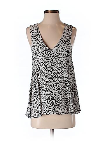 Zara Women Sleeveless Blouse Size XS