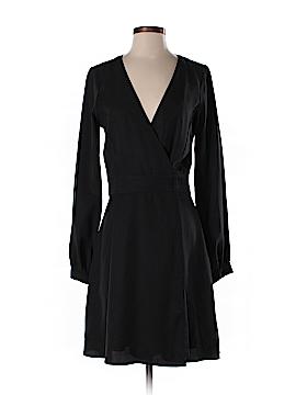 Small Wow Maternity Korean V Neck Stripe Cotton Above Knee Dress Source · Jessica Faulkner Casual